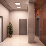 06 лифтовой тамбур 1