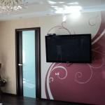 комната (фрагмент интерьера)