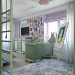 проект детской комнаты